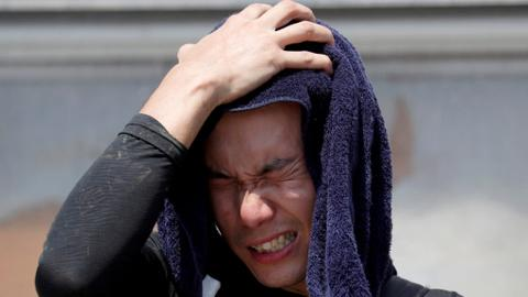 Heatwave across Japan kills at least 15 people