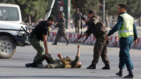 Suicide attack near Kabul airport leaves several dead – officials