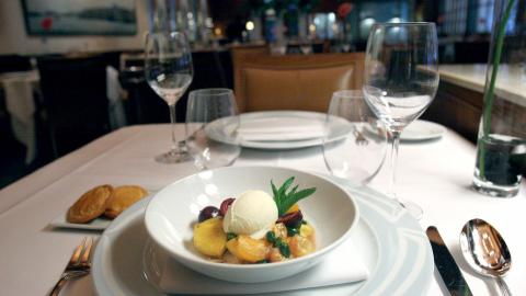 Michelin-starred food on journey to space