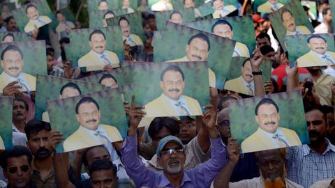 The rise and fall of Altaf Hussain, Pakistan's controversial politician