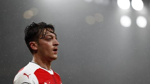 Chinese TV pulls Arsenal match after Ozil's Uighur comments