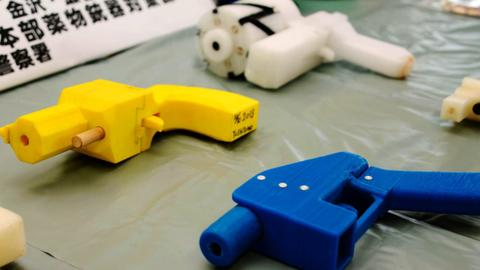 Lawmakers protest US deal allowing 3D-printed 'downloadable gun'