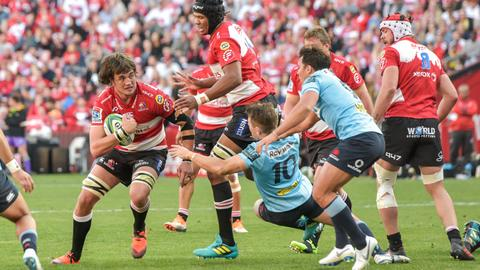 Lions roar back to reach Super Rugby final