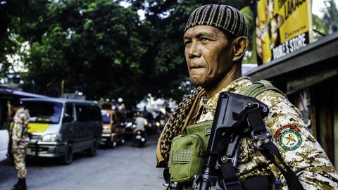 Philippine rebels urge Muslims to support self-rule law