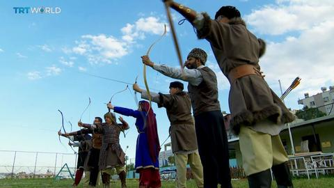 Traditional archery makes a comeback in Turkey