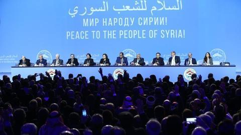 Sochi hosts 10th round of Syrian Astana Peace Process