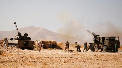 Russia says Iranian forces in Syria pulled back from Golan