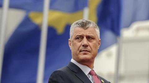 Kosovo president rejects Serbian idea of partition on ethnic lines