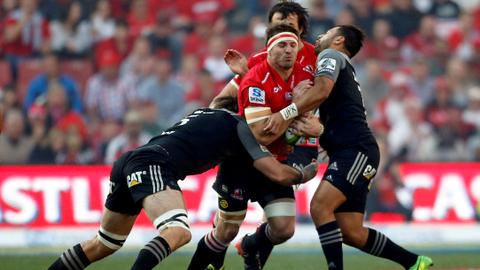 Lions up for 'Mission Impossible' against Crusaders