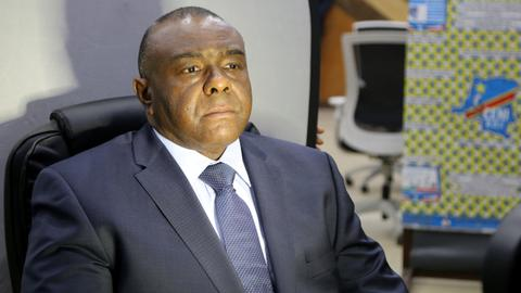 Bemba registers as DRC presidential candidate, Katumbi barred