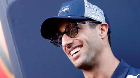 Ricciardo to leave Red Bull at end of F1 season