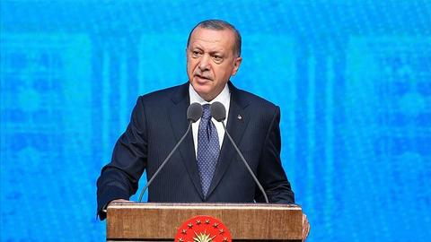 Erdogan says Turkey to complete 1,000 projects in 100 days