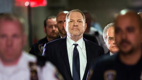 US producer Weinstein seeks to dismiss sex charges based on emails