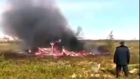 Deadly helicopter crash kills at least 18 in Russia's Siberia