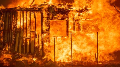 Trump declares California wildfires as
