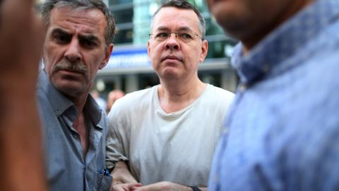 Pastor Brunson case brings US-Turkey relations to an impasse