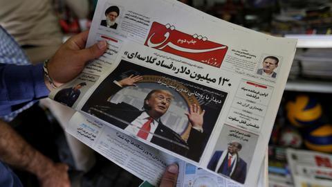 Iran braces for new US sanctions