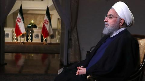 Rouhani pledges to defeat 'anti-Iranian' officials in the White House