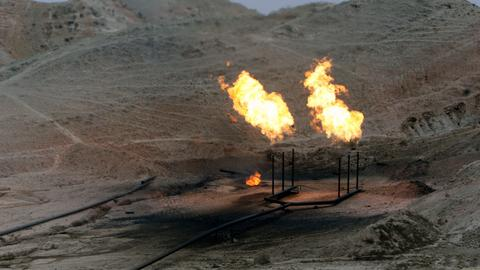 Oil prices rise after US renews sanctions against Iran