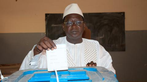 Loser in Mali election files appeal to overturn results