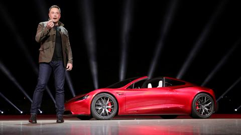 Musk says he can take Tesla private and has funding to do so