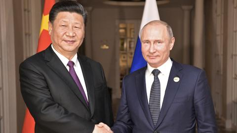 Is the new 'Great Game' a China-Russia duel over Central Asia?