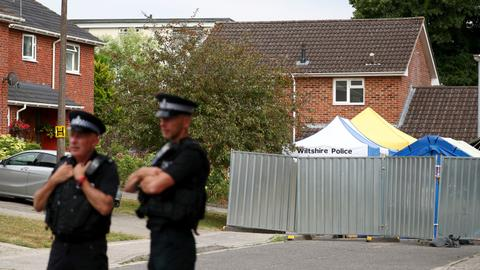 US hits Russia with sanctions over nerve agent attack in Britain