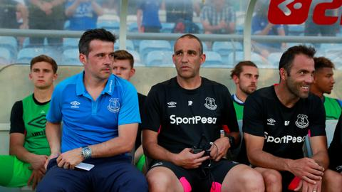 Everton rush for players on Premier League transfer deadline day