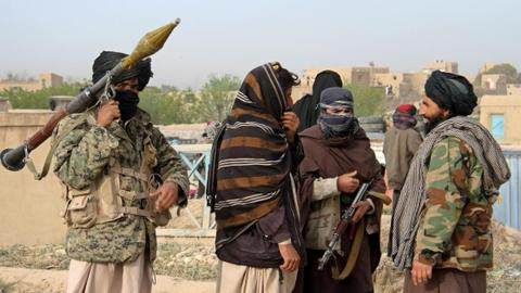 Taliban attack eastern Afghan provincial capital of Ghazni