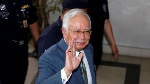 Malaysia's former prime minister Najib Razak to go on trial next February