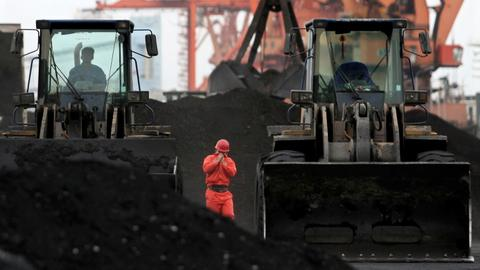 South Korean firms imported coal from the North in breach of sanctions