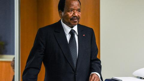 Cameroon probes video showing security forces executing civilians