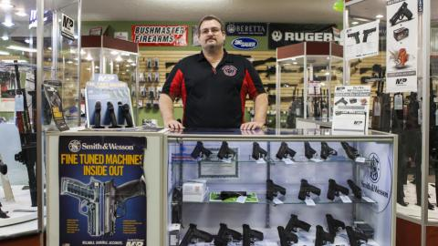 Gun owners in the US are no longer just old white men