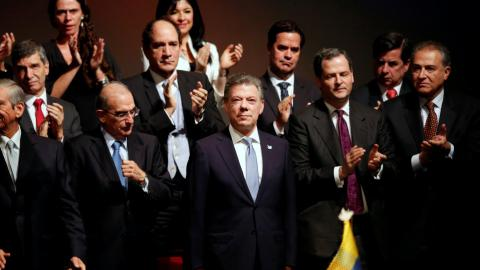 Colombia's Senate backs revised peace deal with FARC rebels