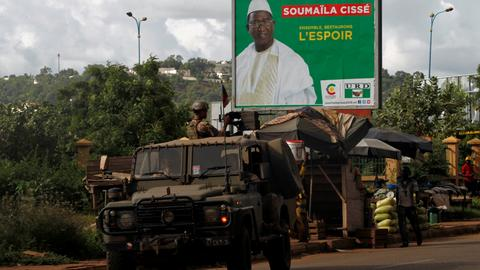 'Attacks' plot foiled on eve of crucial Mali vote