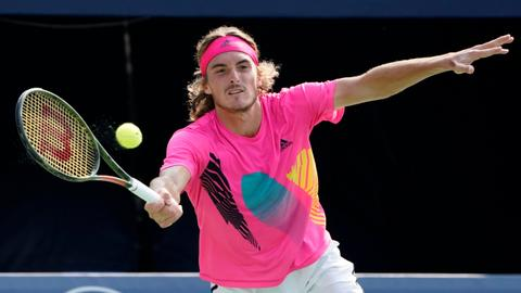 Nadal and Tsitsipas into Toronto final
