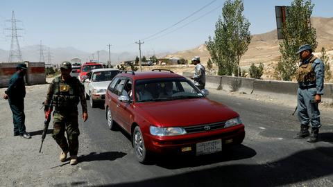 Fight for Afghan city rages despite Kabul's claim of upper hand