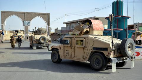 Taliban storm Afghan army base, kill at least 17 troops