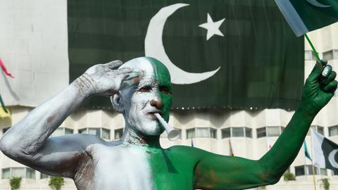 In pictures: Pakistan celebrates 71st anniversary of independence