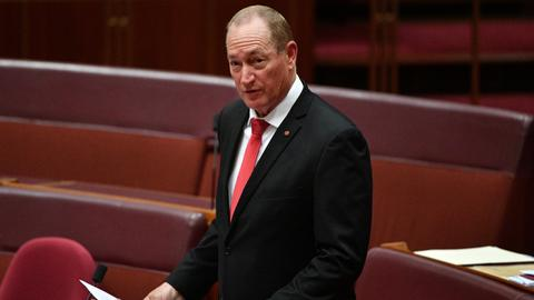 Australian politician calls for 'final solution' to end Muslim migration