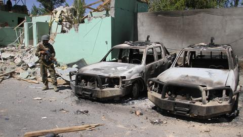 Hundreds killed in multiple Taliban attacks in Afghanistan since Friday