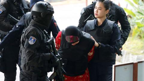 Malaysian court tells women charged in killing of N Korean to enter defence