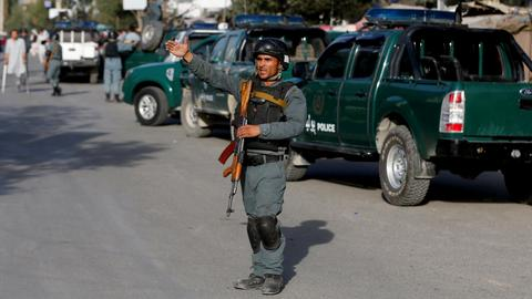 Gunmen attack intelligence service centre in Afghan capital
