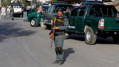 Suicide blast in Afghanistan kills at least 68