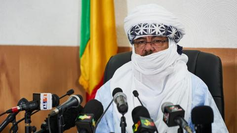 Keita re-elected Mali president in landslide