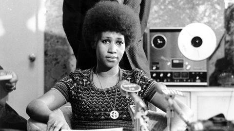 'Queen of Soul' Aretha Franklin dies