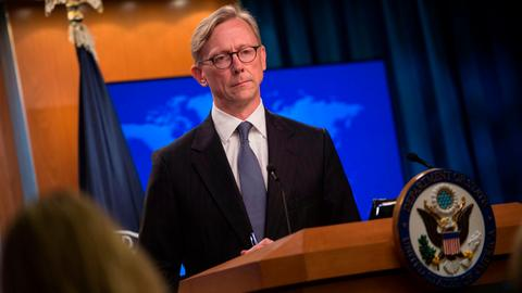 US unveils group aimed at drumming up support for US sanctions on Iran