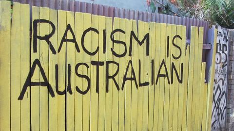 'Are we racist? Well, we're Australians'