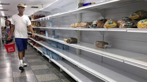Venezuelan shopkeepers alarmed by Maduro's latest economic moves