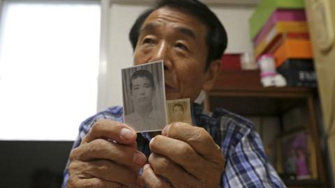 Koreans to meet after decades apart
